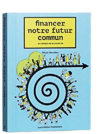 """Couverture livre """"Financer notre futur"""""""